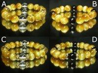 セミオーダー!4パターンから選べる天然石数珠ブレスレット