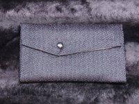 天然石ブレスレット・ネックレスを収納する御念珠袋 高級感溢れる柄