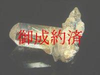 現品一点物  ゴールドタイチンルチル ポイント ヘマタイト付き 原石 16g 金針水晶 運気を高める 天然石 鑑賞石 GZ4