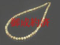 お勧め 太陽放射ルチル ネックレス 最強金運数珠 6ミリ 50cm THRn1 金針水晶 クォーツ レディース メンズ お年玉 プレゼント 贈り物